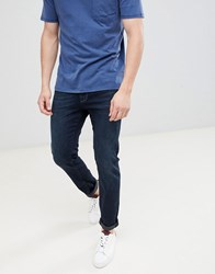 Selected Homme Slim Fit Dark Blue Jeans Dark Blue