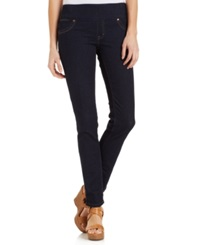 Style And Co. Ankle Pull On Jeggings Rinse