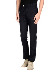 Mastai Ferretti Trousers Casual Trousers Men Dark Blue