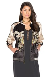 Standard Issue Phoenix Bomber Black