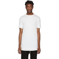 Rick Owens White Double T Shirt