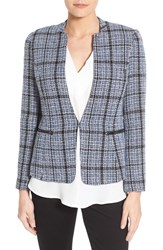 Gibson Women's Zip Pocket Blazer