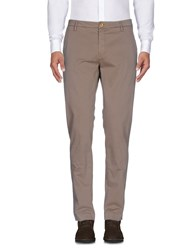 Aglini Casual Pants Khaki