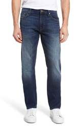 Mavi Jeans Men's Big And Tall Zach Straight Leg Shaded Georgetown
