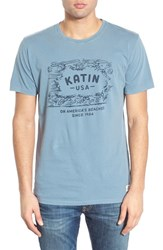 Men's Katin 'In Crowd' Graphic Crewneck T Shirt