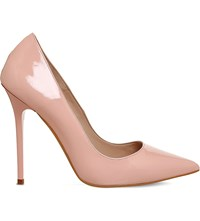 Office On To Point Patent Leather Courts Light Pink Patent