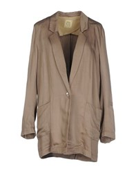 Attic And Barn Attic And Barn Suits And Jackets Blazers Women Khaki