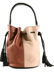 Newbark 'Gaia' Shoulder Bag Brown