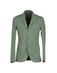 Royal Hem Blazers Green