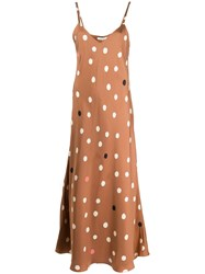 Chinti And Parker Polka Dot Dress 60