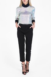 3.1 Phillip Lim Women S Tuxedo Pencil Trousers Boutique1 Black