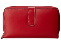 Lodis Audrey Suv Deluxe Wallet W Removable Checkbook Red Checkbook Wallet