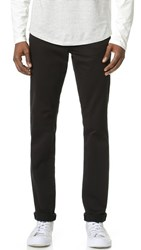 Vince Essential 5 Pocket Soho Twill Jeans Black