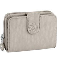 Kipling New Money Medium Nylon Wallet Pastel Beige C