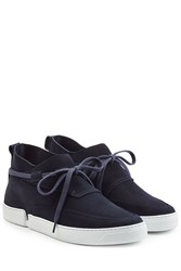 Casbia Suede Sneakers