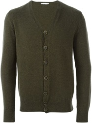 Societe Anonyme Knit Cardigan Green