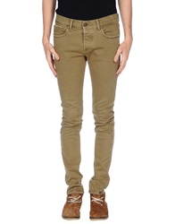 Maison Clochard Jeans Military Green
