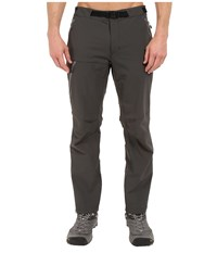 Mountain Hardwear Chockstone Alpine Pant Shark Men's Casual Pants Gray