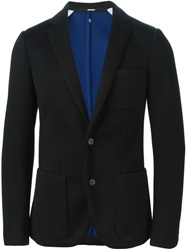 Dondup Two Button Blazer Black