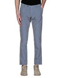 One Seven Two Casual Pants Grey