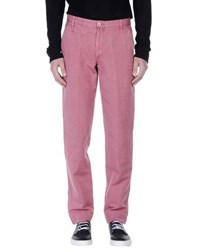 U.S. Polo Assn. U.S.Polo Assn. Trousers Casual Trousers Men Mauve