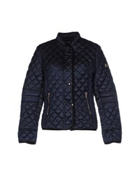 G.Sel Coats And Jackets Jackets Women Dark Blue