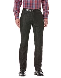 Perry Ellis Black Rinse Slim Fit Jeans