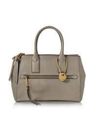 Marc Jacobs Recruit East West Mink Leather Tote Taupe
