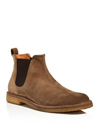 Vince Sawyer Chelsea Boots Flint Taupe