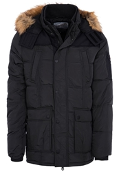 Petrol Industries Winter Jacket Black Navy