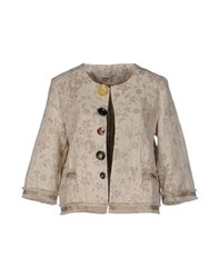 Lou Lou London Suits And Jackets Blazers Women Beige