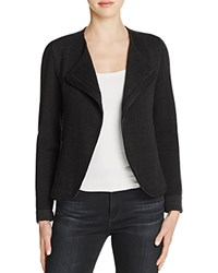 Nic Zoe And Modern Zipper Jacket Black Onyx