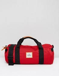Artsac Workshop Small Duffle Bag In Red Red