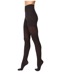 Hue Shaping Tights 60D Almost Black Women's Casual Pants