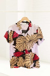 Urban Renewal Vintage 90S Floral Palm Button Down Shirt Assorted
