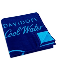 Receive A Complimentary Towel With 69.50 Davidoff Cool Water Men's Fragrance Purchase