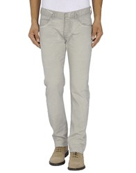 Ring Casual Pants Light Grey