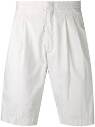 Hugo Boss Kendo Shorts Men Cotton Polyimide 52 Nude Neutrals
