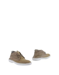 Collection Privee Collection Privee High Top Dress Shoes Dark Blue