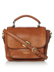 Ollie And Nic Cora Crossbody Bag Tan