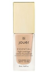 Jouer Essential High Coverage Creme Foundation Cashmere