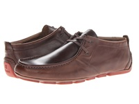 Tsubo Beale Bourbon Leather Men's Shoes Brown