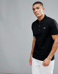 Lacoste Sport Polo In Black