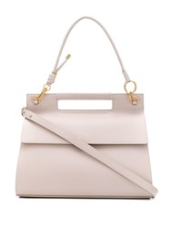 Givenchy Large Whip Tote Bag Neutrals