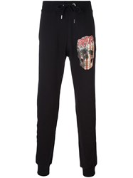 Philipp Plein 'Philipp Tour' Track Pants Black