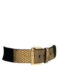 Black And Brown Black And Brown London Mimi Buckle Waist Belt