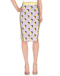 Marco Bologna Skirts Knee Length Skirts Women Lilac