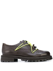 Hender Scheme Discdt Lace Up Brogues 60
