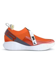 Swear Crosby Sneakers Orange Blue White
