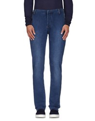 It's Met Denim Denim Trousers Men Blue